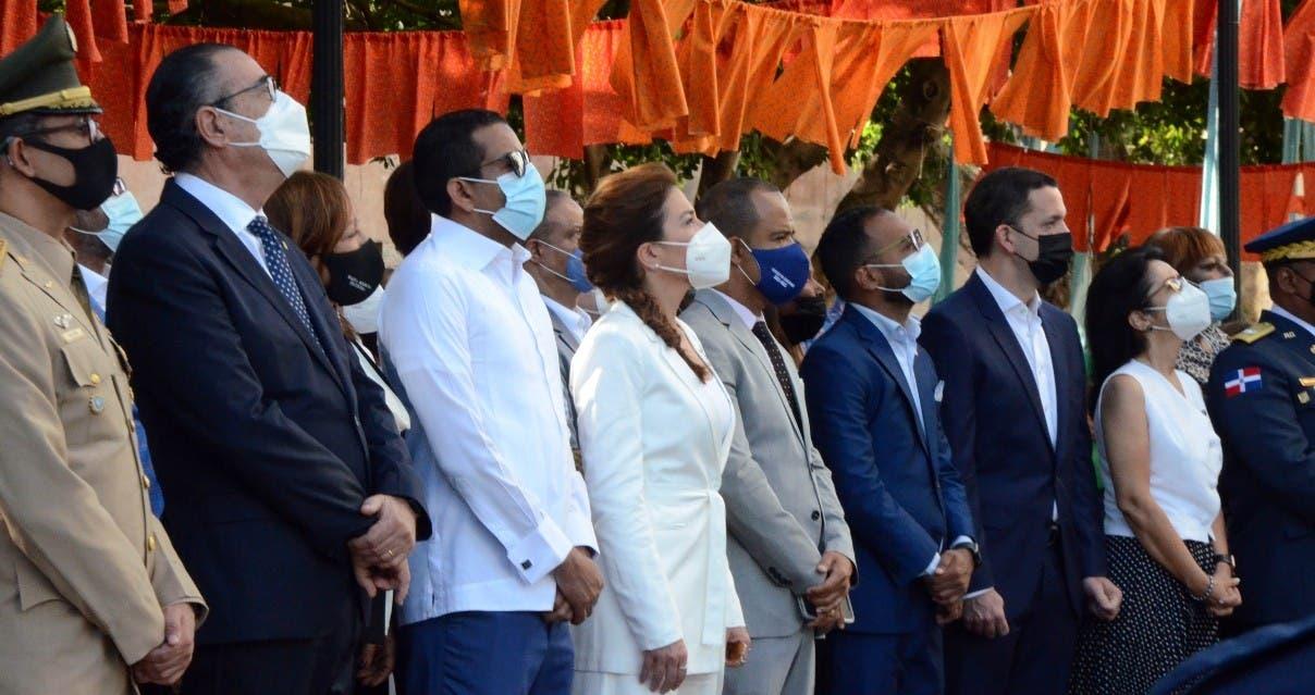Celebran 523 aniversario fundación de SD