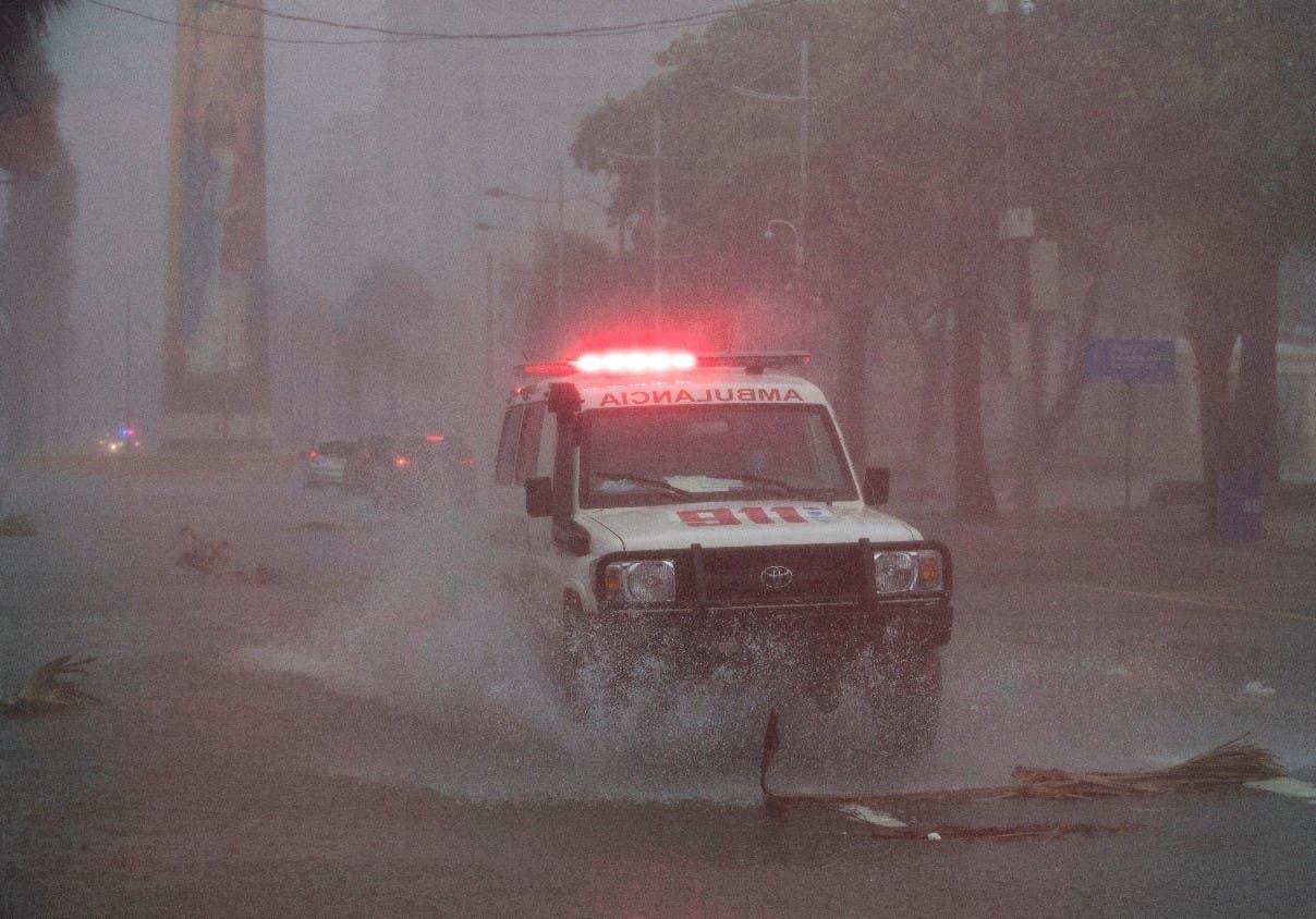 Fred continúa arrojando fuertes lluvias sobre La Isla