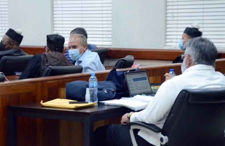 Rondón presenta pruebas licitud de bienes