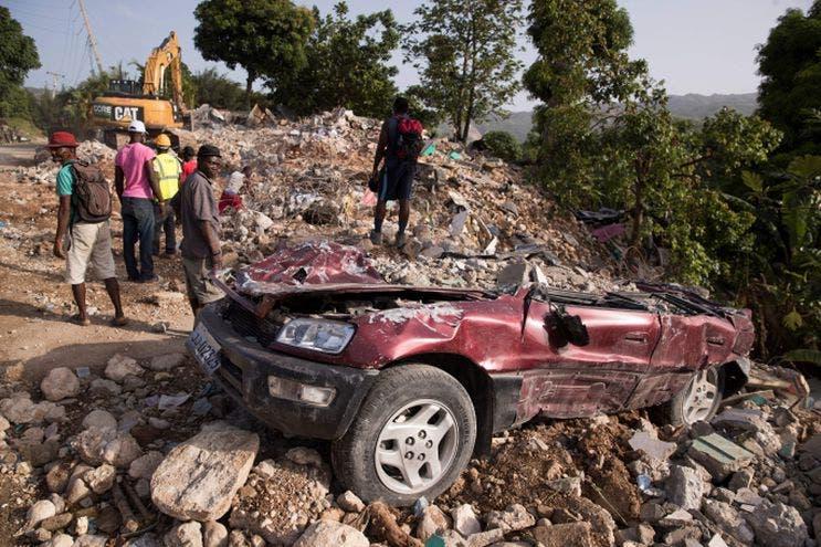La UE envía a Haití más de 125 toneladas de ayuda humanitaria