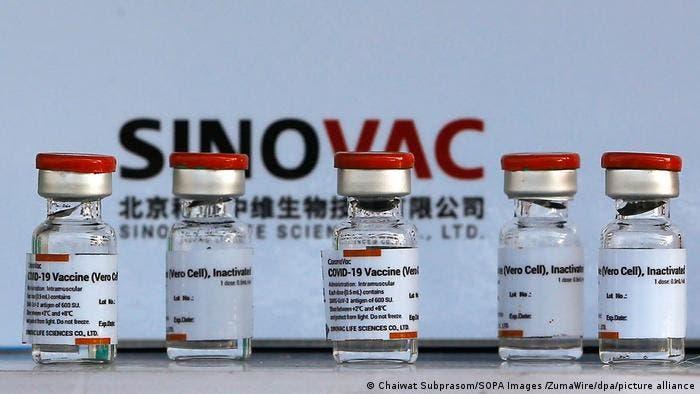 Sinovac instalará en Chile planta de producción de vacunas