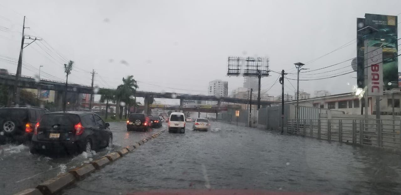 Grace seguirá produciendo lluvias en RD