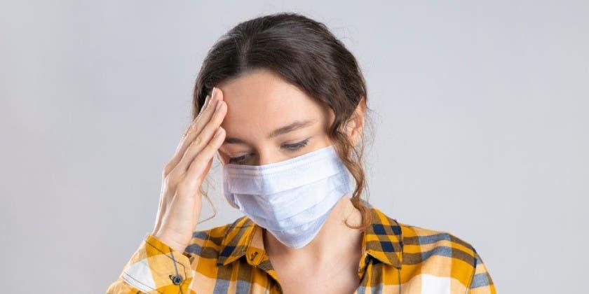 Dolores de cabeza crecen debido a pandemia, dice experto