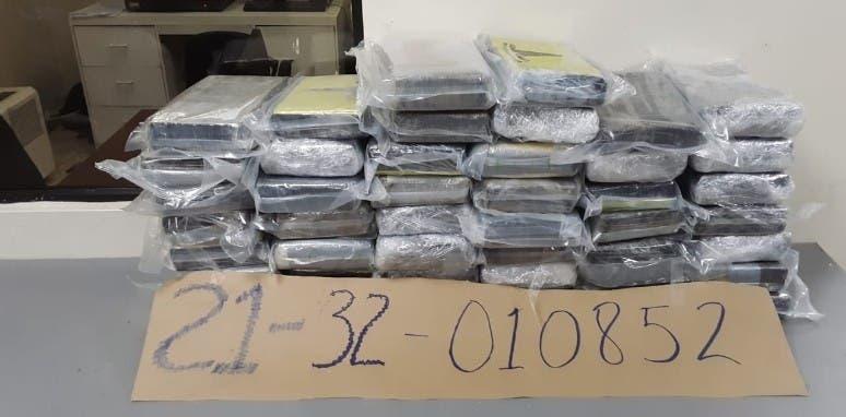 Hallan 45 kilos cocaína en túnel aeropuerto AILA