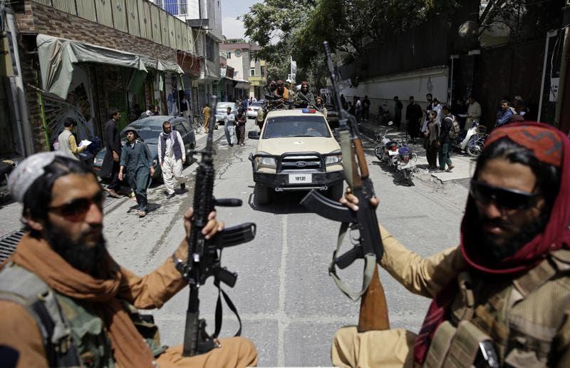 Desaparecen abruptamente las páginas del Talibán en internet