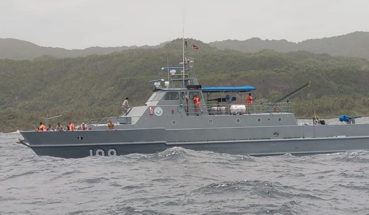 Armada emprende operativo costero