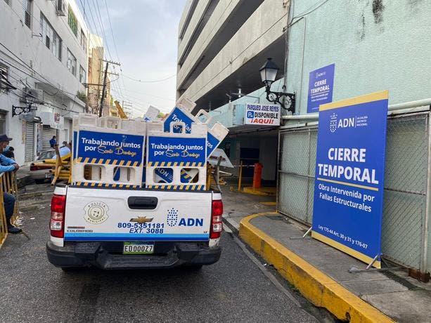 ADN demolerá parqueo de la José Reyes y construirá otro