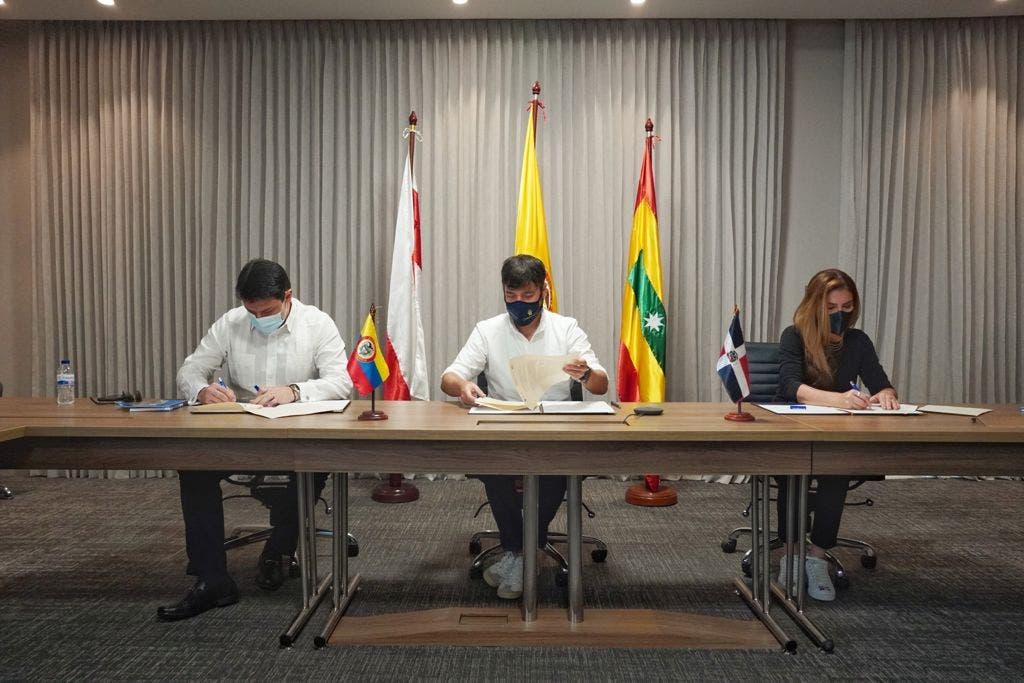 ADN y Barranquilla firman acuerdo de cooperación