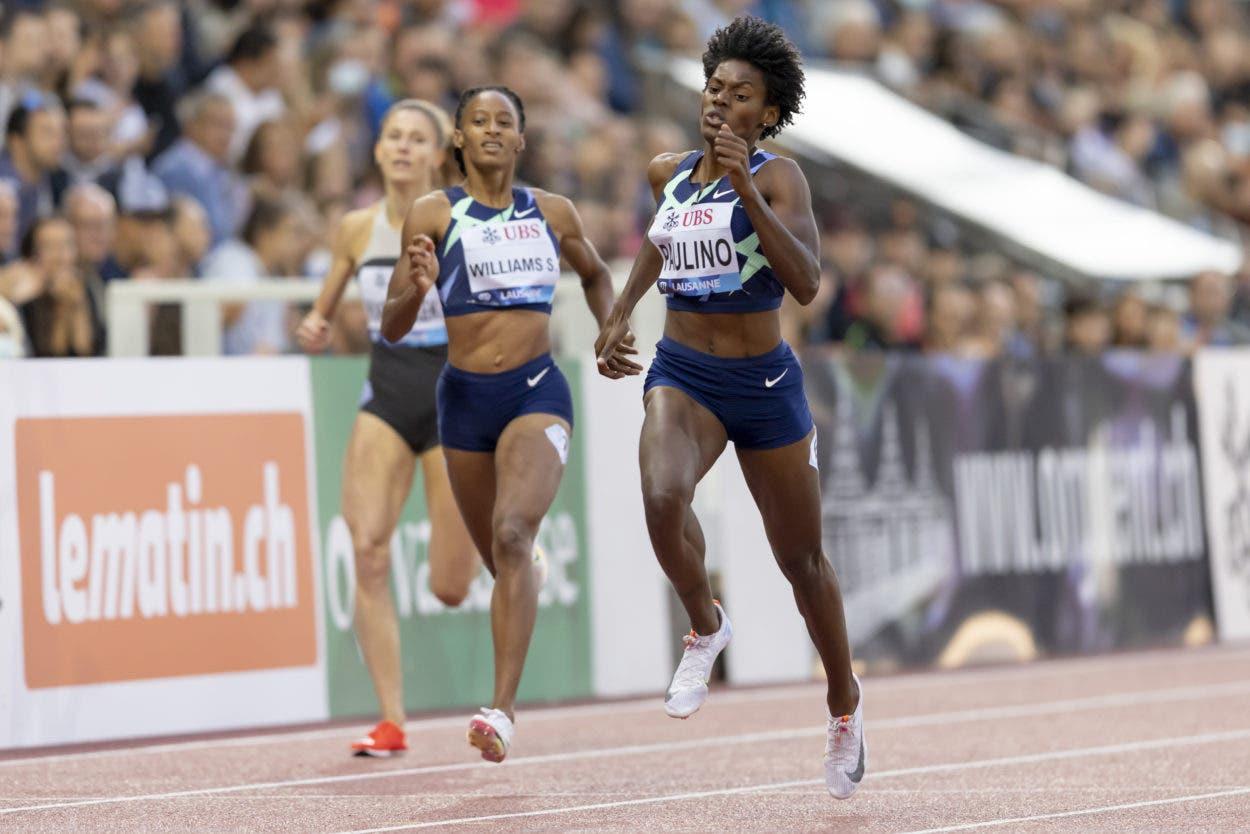 Marileidy Paulino se impone en los 400 metros