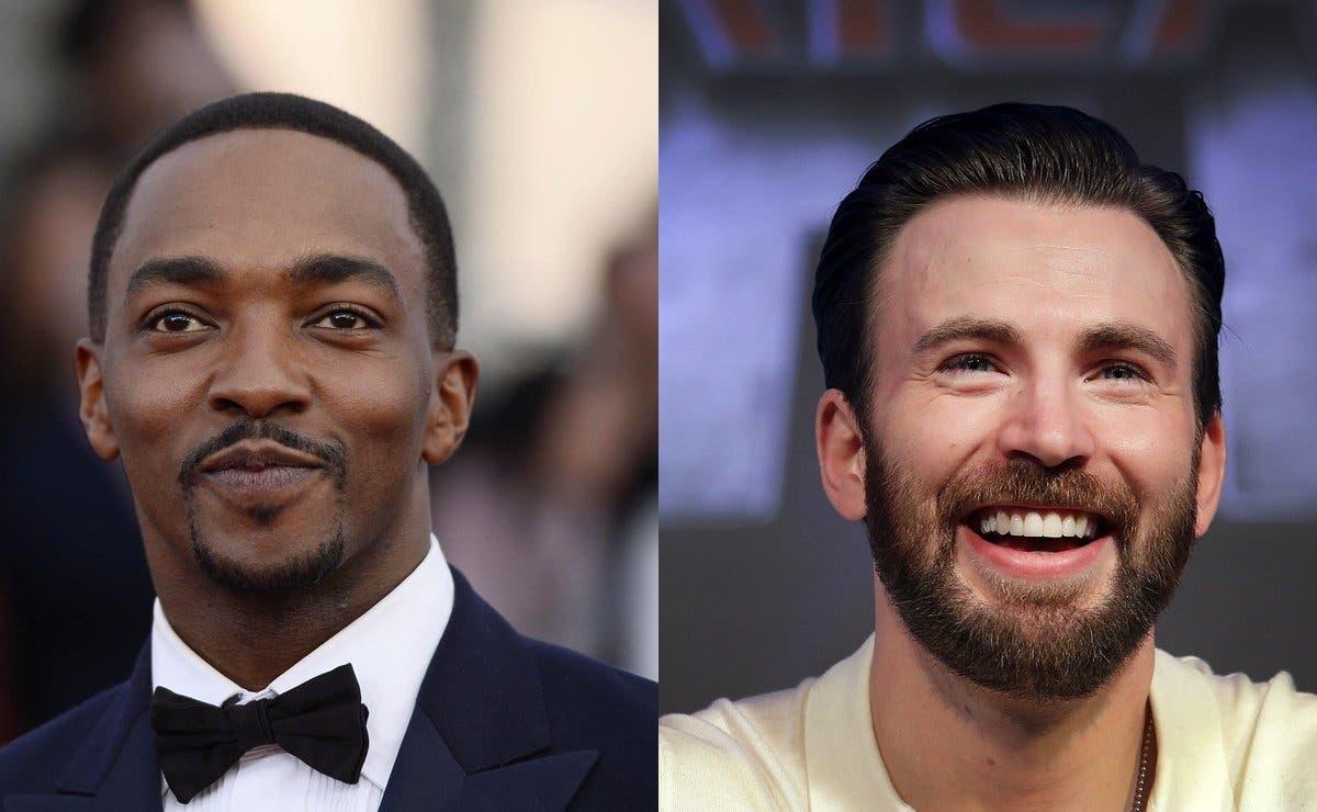 Anthony Mackie sustituye a Chris Evans en Captain America 4