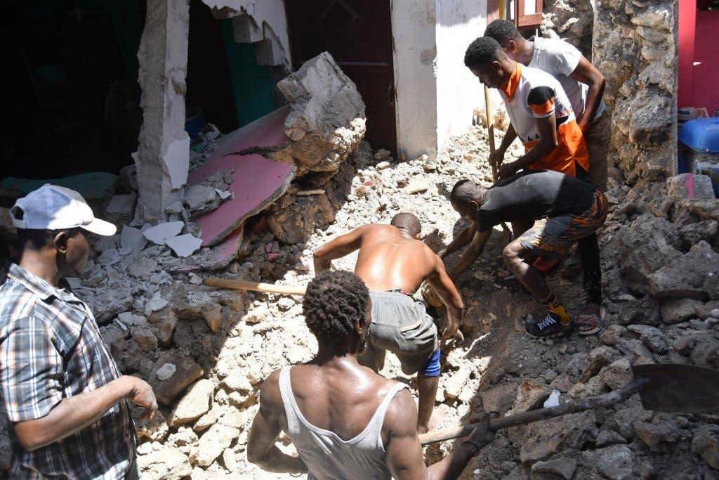 BCIE dona US$1 millón a RD para apoyar a Haití