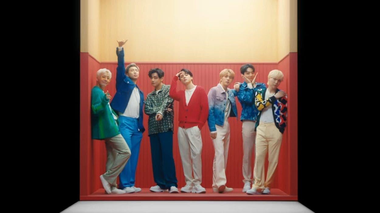 Cantante de BTS reinventó el tema «Over the Horizon» de Samsung