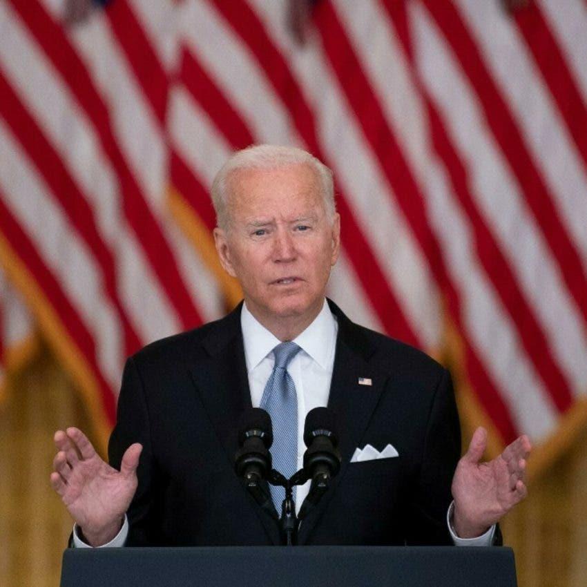 Biden defiende fin de guerra en Afganistán