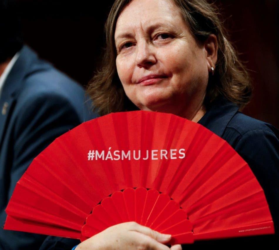 Cristina Andreu, presidenta de La CIMA