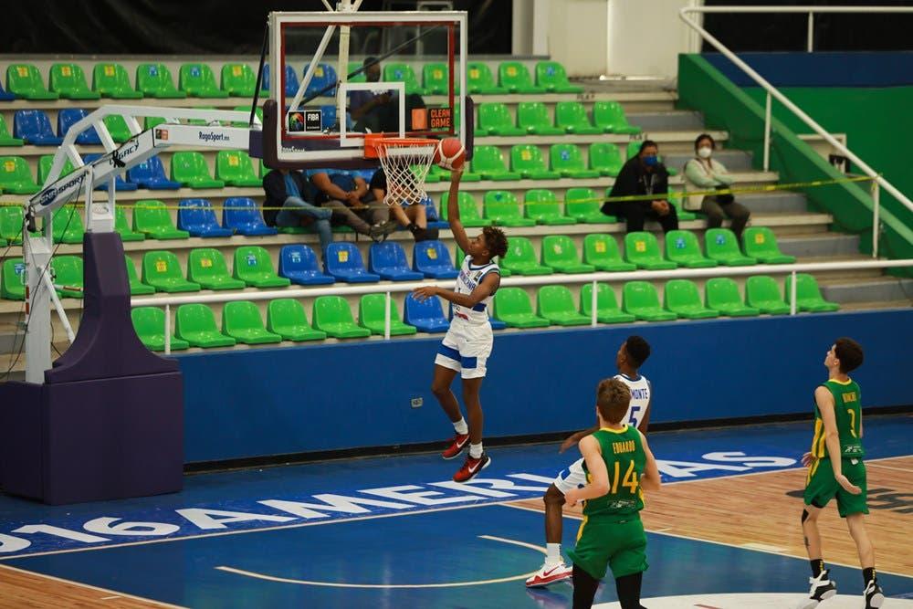 RD pasa al Mundial U-17 de baloncesto