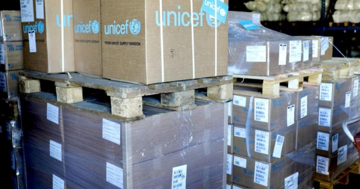 Canadá y Unicef donan medicamentos a Cuba