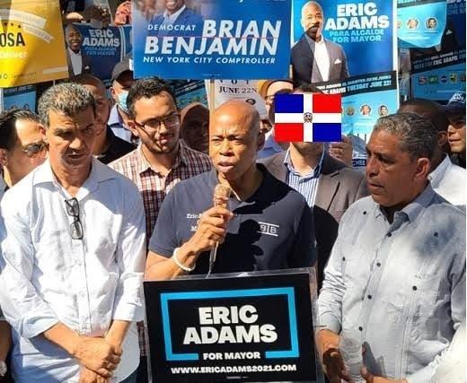 Dice dominicanos estarán Gobierno Municipal NY