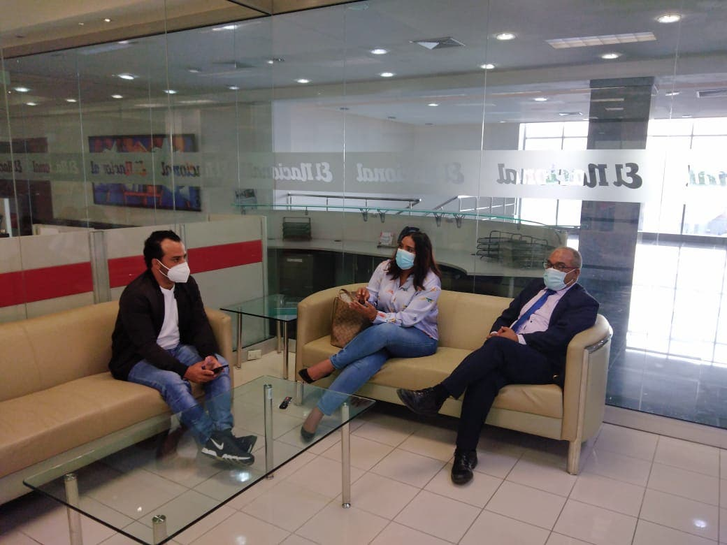Candidatos CDP prometen integrar periodistas jóvenes