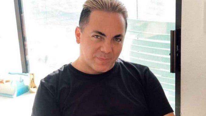 Cristian Castro exige estar vacunados para entrar a sus conciertos