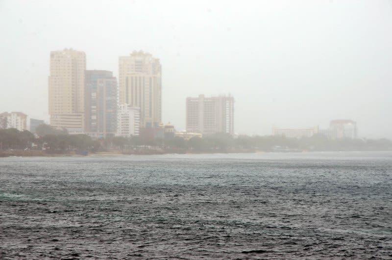 Lluvias y fuertes vientos por paso tormenta Fred
