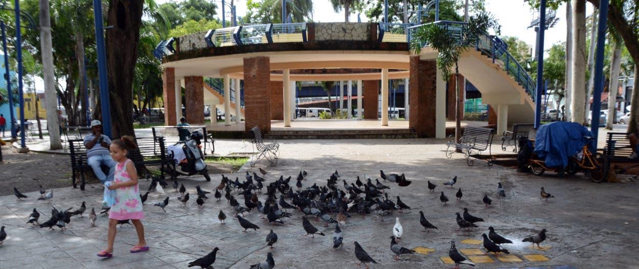 Parque Braulio Álvarez controlado por delincuentes