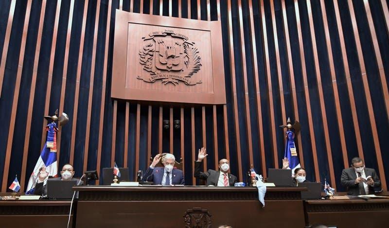 En la sesión de este martes del Senado, los legisladores enviaron a la comisión de Salud la solicitud del estado de emergencia  por 45 días.