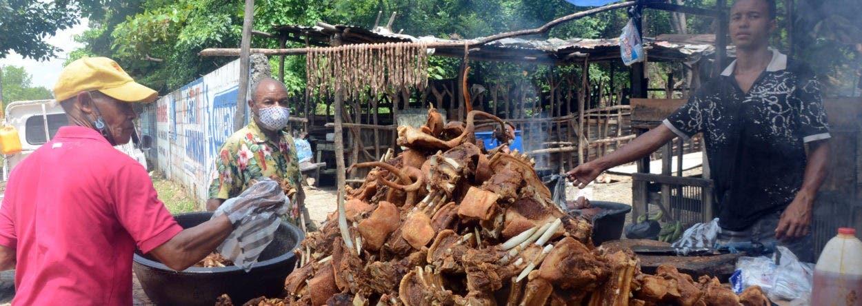 Peste porcina amenaza industria del chicharrón y las pequeñas frituras