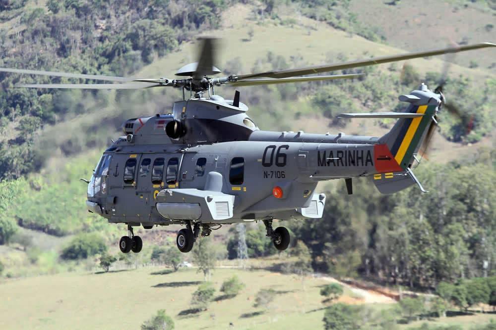 Un muerto y 5 heridos por caída helicóptero en Brasil