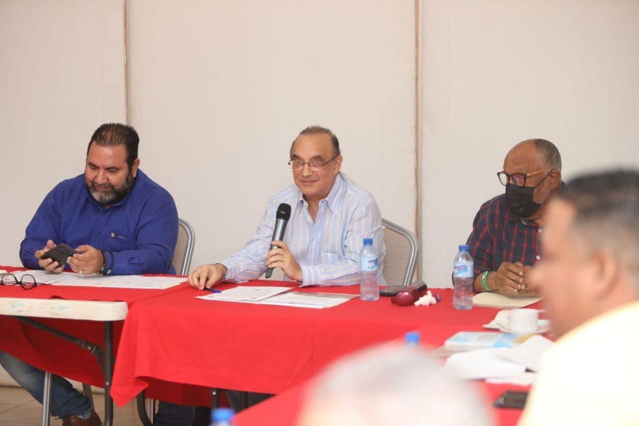 PRSC analiza propuesta para reforma Contitución