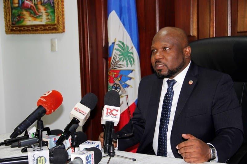 Dice Haití garantiza entrega de ayuda