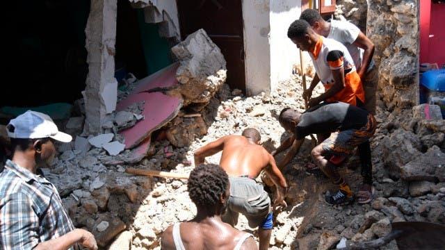 España enviará 10 toneladas de material médico a Haití