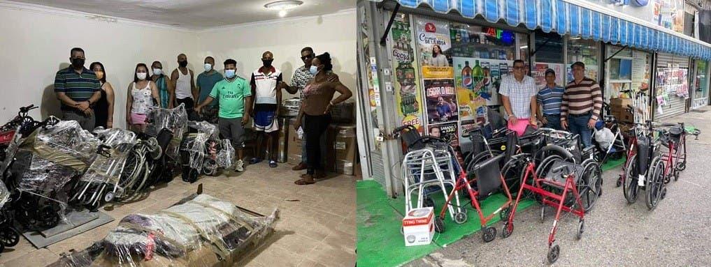 Fundación continúa labor social a Vicente Noble
