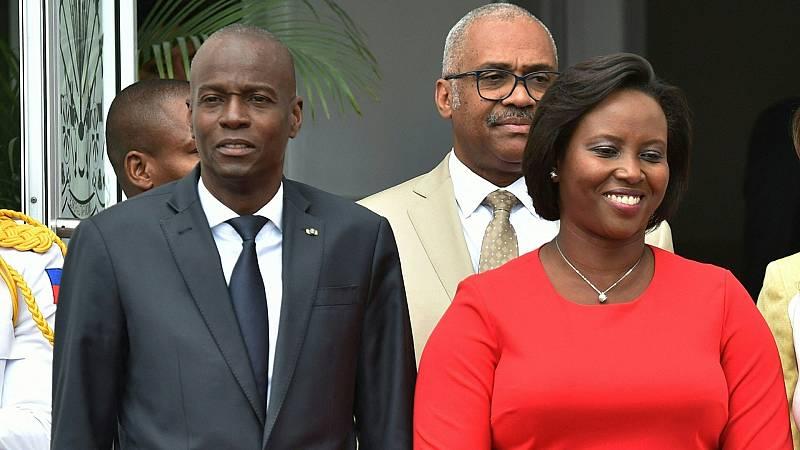 Haití pide ayuda a ONU para investigar crimen Moise