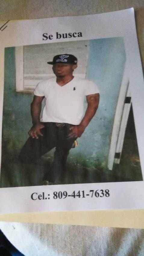 Denuncian joven desaparecido, salió lunes de su casa a trabajar