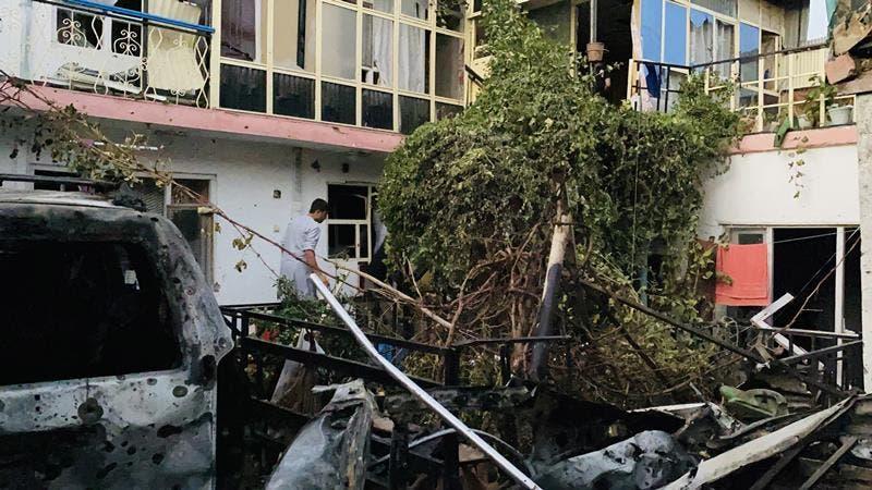 EU lanza ataque en Kabul contra vehículo del EI