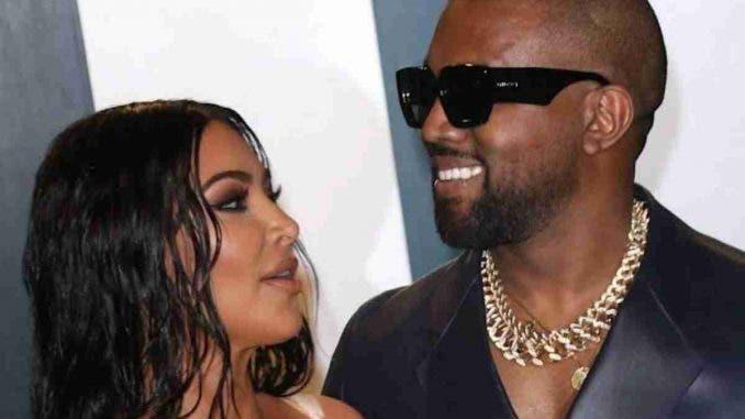 Kardashian y West, bien luego de su separación