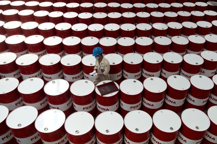 Petróleo de Texas baja un 1,4 % y cierra en 67,42 dólares el barril
