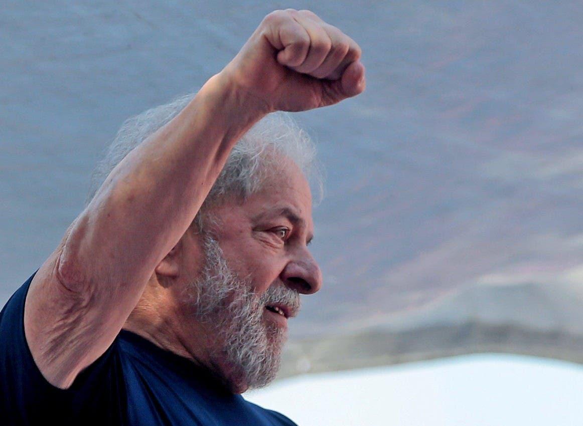 Lula dice que nunca tuvo tantas ganas de ser presidente de Brasil como ahora