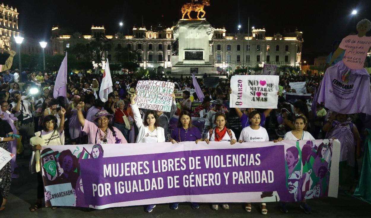Perú reporta más de 3.400 mujeres desaparecidas