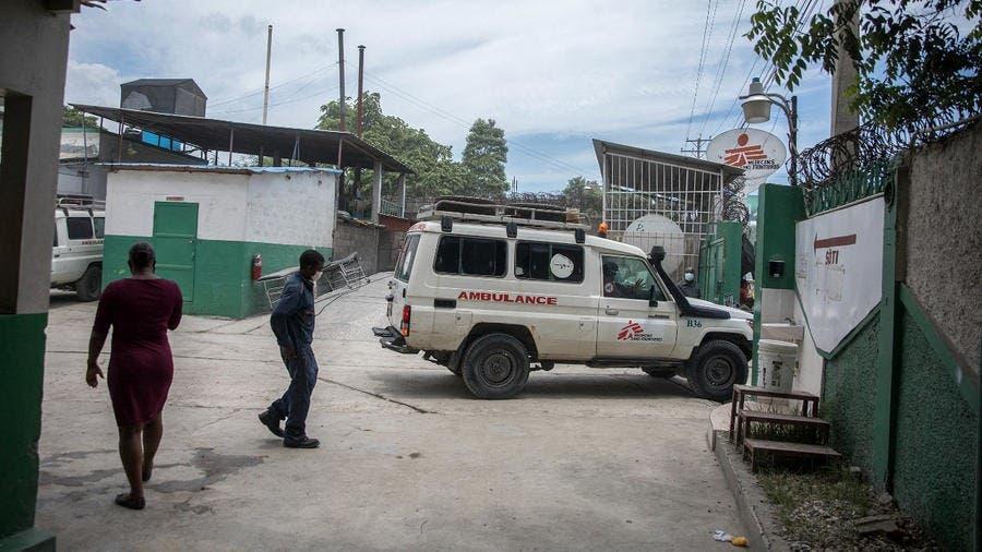 Cierran un hospital en Haití por inseguridad
