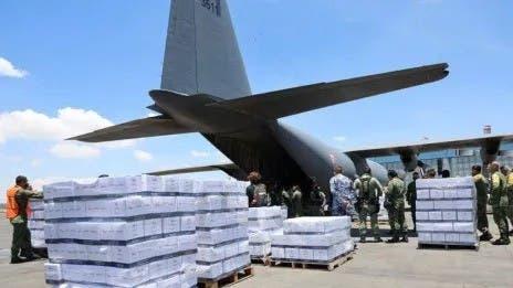 Médicos Sin Fronteras envía a Haití dos aviones con ayuda