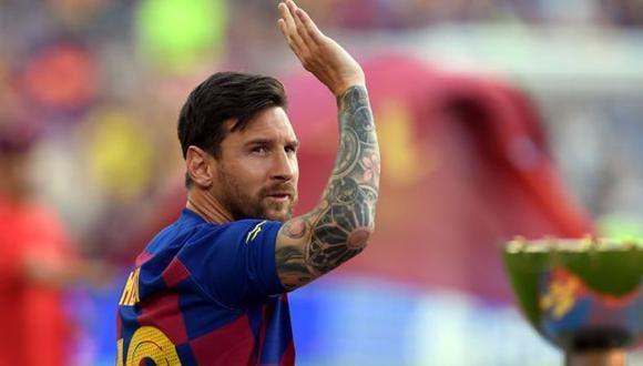 Messi se va del Barcelona después de 17 años