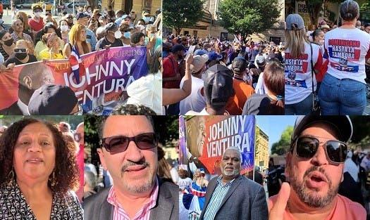 Música Johnny Ventura se escucha en NY