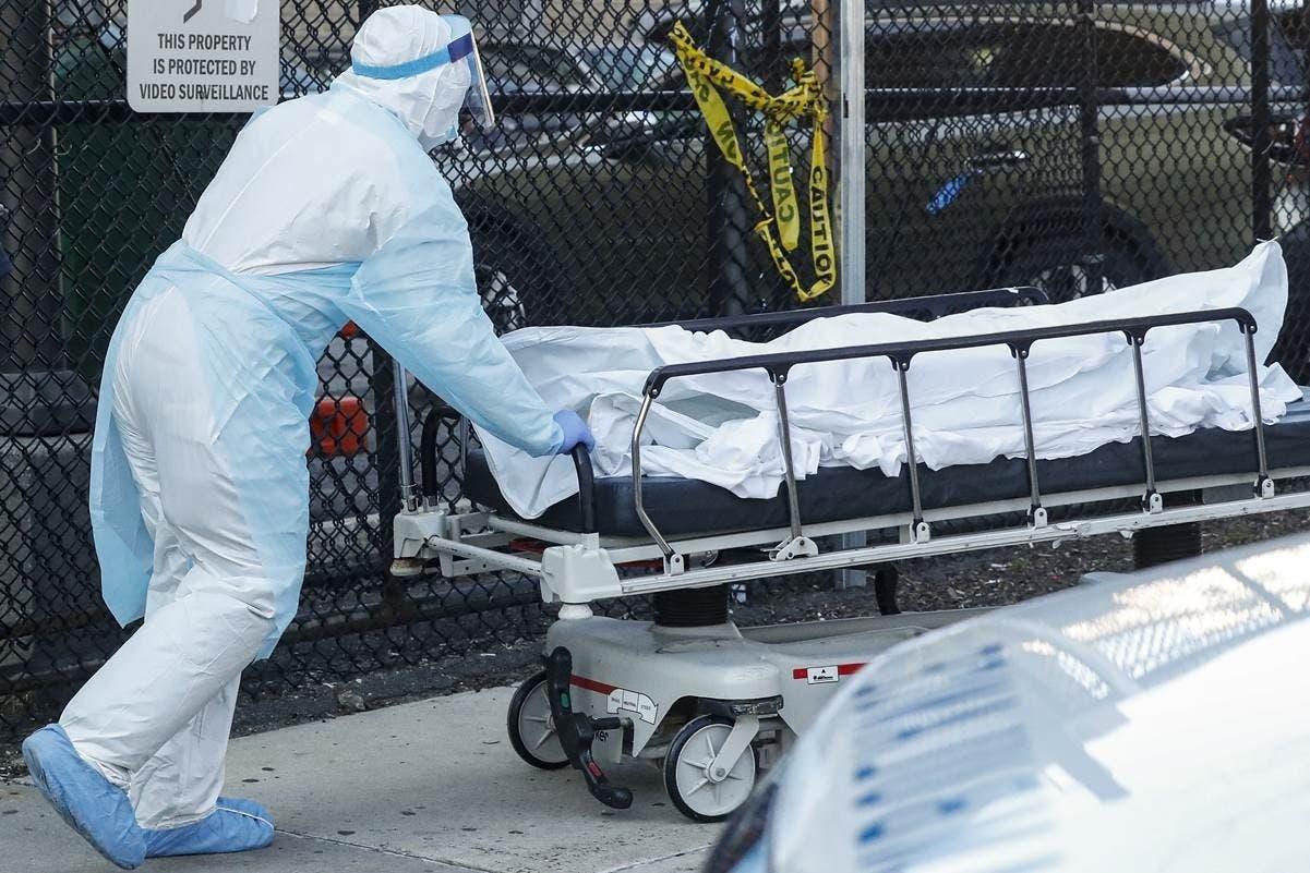 Morir de covid-19 es 11 veces más probable en los no vacunados, según los CDC