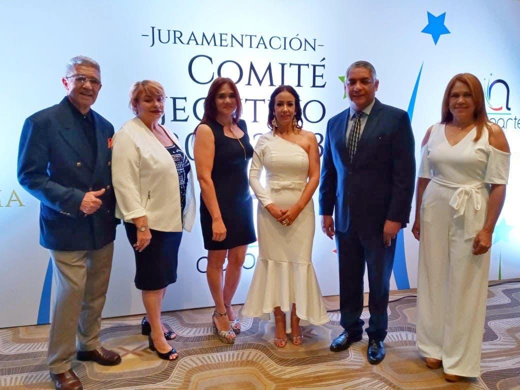 Marilyn Ventura encabeza directiva Acroarte Santiago