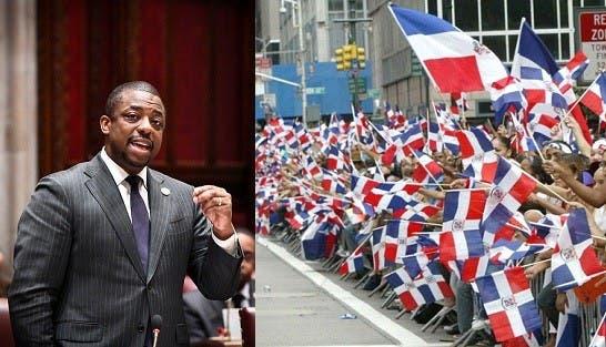 Vicegobernador es conocido por dominicanos