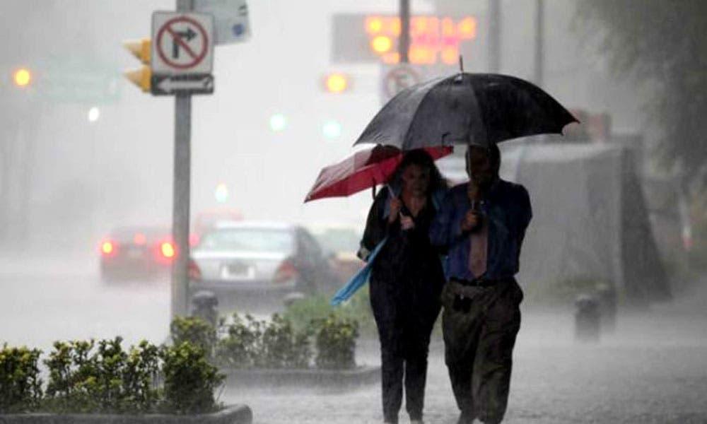 Onamet anuncia lluvias para este martes