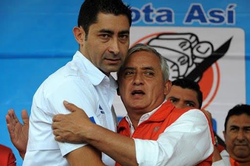 Capturan hijo del expresidente de Guatemala por corrupción