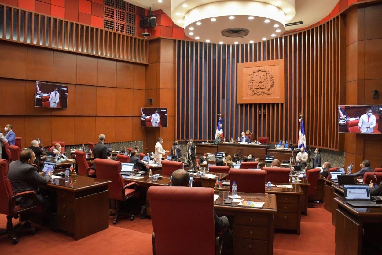 Pide cese intromisión ONG asuntos Senado