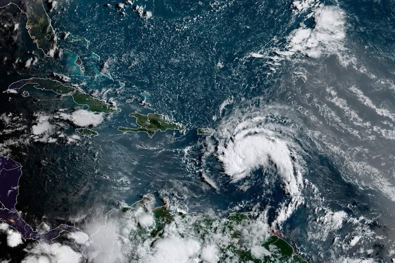 Tormenta tropical Fred llega a Dominicana; se acerca a Haití